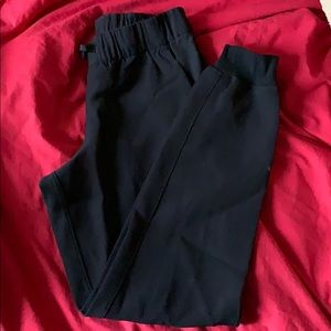 Lululemon On The Fly Joggers (woven) - Black